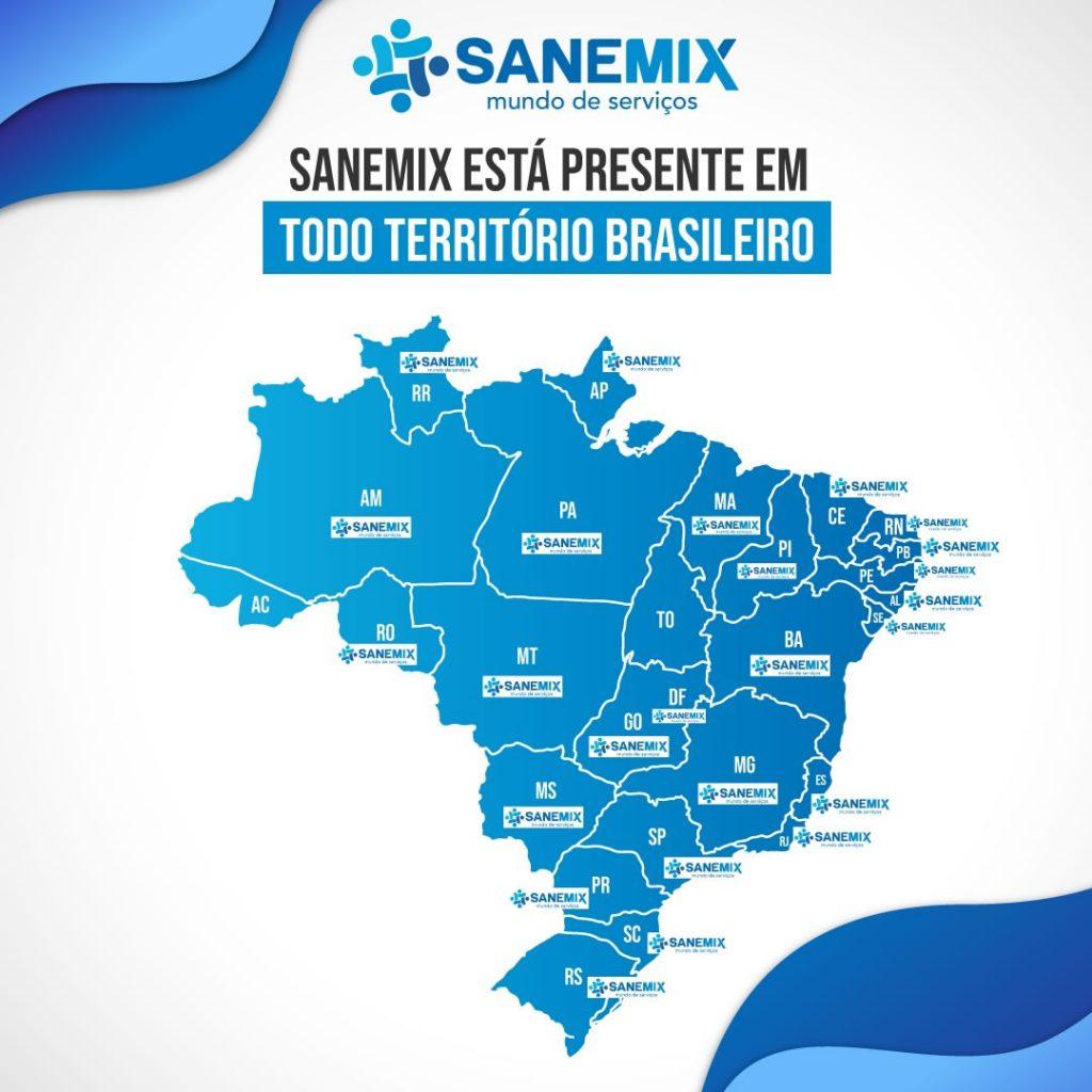 Sanemix Brasil