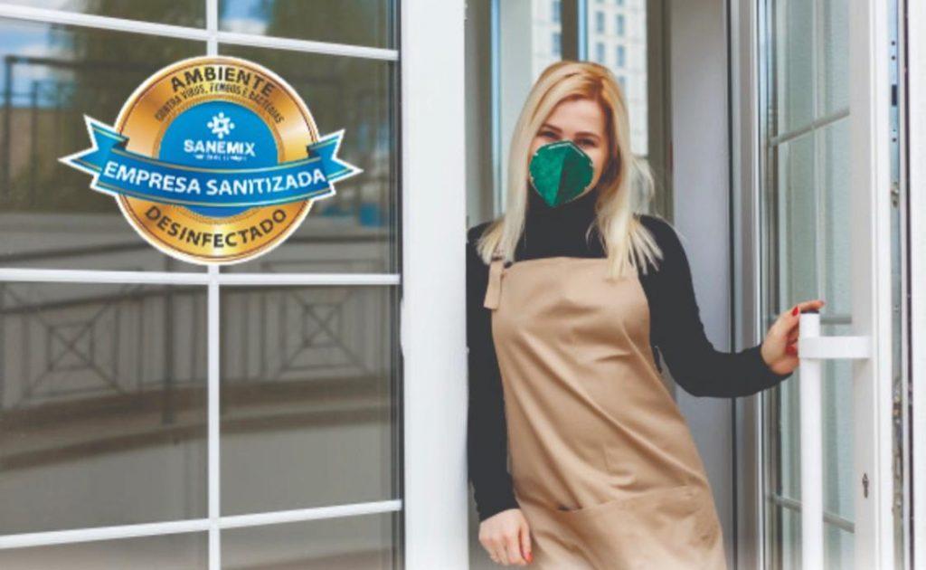 Ambiente Sanitizado Sanemix
