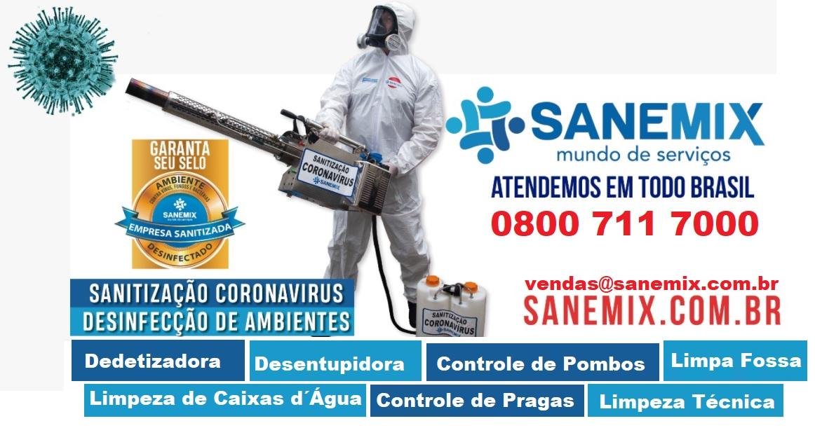 sanemix mundo dos serviços
